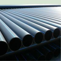 Wholesale Chemical Industrial PE Plastic Pipe / HDPE Water Pipe Dn25mm - 1200mm from china suppliers