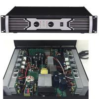 Wholesale PA-8000 two channel digital power amp simple style from china suppliers