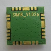Wholesale GPS Modules SIM18 from china suppliers