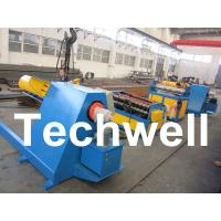 Wholesale 30KW High Speed Simple Metal Sheet Slitting Machine Line To Cut Coil Into 10 Strips from china suppliers