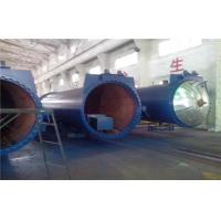 Wholesale Safety Chemical Wood Autoclave Machine For Laminated Glass , High Pressure from china suppliers