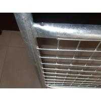 Wholesale Hot Dipped Galvanized Temporary Fence Temporary Cyclone Fencing AS4687-2007 from china suppliers