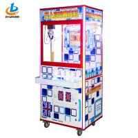 Self Operated Square Pirates Chest Claw Machine With Durable Rocker