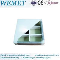 Wholesale Hollow glass magnesium manual panel for clean room anti-fire A class from china suppliers