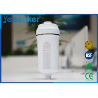 Wholesale Vitamin C Bath Activated Carbon Shower Water Filter Size 86 mm x 86 mm x 210 mm from china suppliers