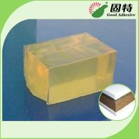 Wholesale Transparent Block Hot Melt Pressure Sensitive Adhesive For Mattress Layers Thermoplastic Glue Adhesive from china suppliers