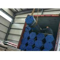 Wholesale Galvanized Q235 Welded Mild Carbon Steel ERW Steel Pipe 1/2 inch to 10 inch from china suppliers