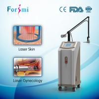 Wholesale 10.4 inch screen 30W RF gray color Fractional co2 laser  to professinal scar removal from china suppliers
