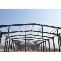 Wholesale Industrial Metal Structural Multi-storey Steel Building Fabrication Steel Metallic Construction from china suppliers