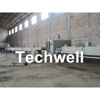 Wholesale Colorful Stone / Sand Coated Steel Steel Roof Tile Production Line from china suppliers