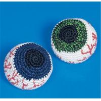 Wholesale Crochet Bloodshot Eyeball Hackey Sack Pattern for sale from china suppliers