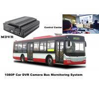 Wholesale 8Ch Hard Disk Mobile 1080P Car DVR , Linux Camera Recording System from china suppliers