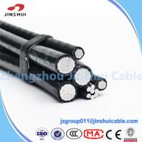 Wholesale Power Transmission Line Melita Triplex Service Drop Cable XLPE Insulated from china suppliers