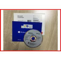 Wholesale Professional Windows 7 Pro Retail Box FPP Key 1GB Memory DVD - ROM Drive from china suppliers