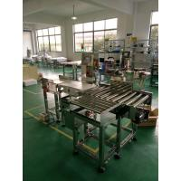 Wholesale Check Weigher for Heavy Weight 5-10kgs products weight  and reject process from china suppliers