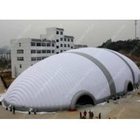 Wholesale Promotion Outside 300D Oxford  PVC Big Inflatable Camping / Event Tent from china suppliers