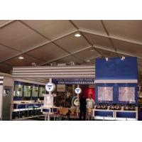 Wholesale 10x20m Heavy Duty Expo Trade Show Canopy Tents With Sides Clear Span Windproof from china suppliers