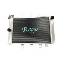 Wholesale Water Cooling Aluminum ATV Radiator for YAMAHA ATV QUAD GRIZZLY YFM700/550 2007-2011 from china suppliers