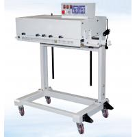 Wholesale Vertical Continuous Band Sealer LFR1120 series with double heat block from china suppliers