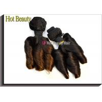 Wholesale 8 Inch - 18 Inch Funmi Ombre Human Hair Extensions Grade 6A ,110g / piece from china suppliers