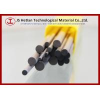 Wholesale High hardness Tungsten Carbide Rod 310 / 330 mm with Density 14.17 g / cm3 , 12% CO from china suppliers