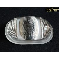 Wholesale Anti Glare Outdoor LED Reflector Lens Wide Angle For CXA COB LED from china suppliers