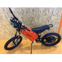 Wholesale 72V 8000W Hot Sale Enduro Ebike Mountain Ebike with Fast Speed 12km/h from china suppliers