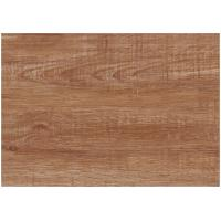 Wholesale Comfortable Underfoot Wooden Vinyl Flooring / Vinyl Bathroom Floor Covering from china suppliers