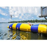Wholesale Water Parks Sports Games , Inflatable Airtight Water Blob for Water Games from china suppliers