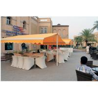 Wholesale Coffee Shop Awning You Can Use Remoto Control Or Handle Extend and Shrink , Garden Awnings from china suppliers