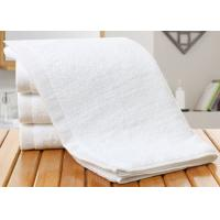 Quality Durable SPA Hospital Hotel Collection Bath Towels Excellent Water Absorption for sale