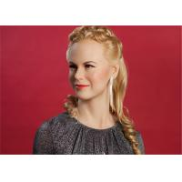 Wholesale Nicole Kidman Celebrity Wax Statues Human Wax Statues Of Celebrities from china suppliers