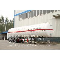 Wholesale 3 Axle  LPG Tank Trailer / High Pressure LNG Transport Tank Semi trailer from china suppliers