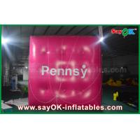Wholesale Giant Pinky Inflatable Helium Cube Inflatable Balloon for Promoting from china suppliers