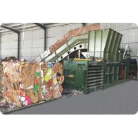 Wholesale Semi - Automatic Plastic Baling Machine / Waste Paper Baling Machine from china suppliers
