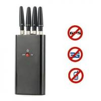 Wholesale Portable Full-function Cell Phone & GPS Jammer,cell phone signal jammer from china suppliers
