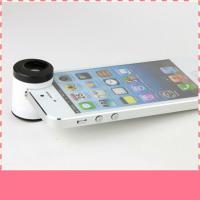 Quality 3 in 1 Macro+wide angle+fisheye lens for iphone5 for sale