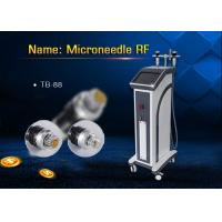 Wholesale Micro Needles RF Stretch Mark Removal / Wrinkle Removal Fractional RF Beauty Machine from china suppliers