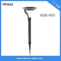 Wholesale Stainless Steel Lawn Lights LED Solar Led Garden Bollard Stick Lights Solar Garden Stick light lowest price new design from china suppliers