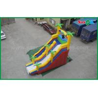 Wholesale Promo Custom Double Giant Bouncy Slide Jump And Slide Bouncer Rental from china suppliers