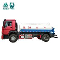 Wholesale Radial Tyre Commercial Water Bowser Truck / High Power Water Transport Tank from china suppliers