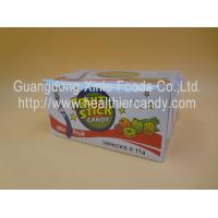 Wholesale Children Fun Fruit CC Stick Candy With Nice Tattoo Sour Powder 11 G * 40 Pcs from china suppliers