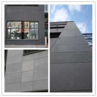 Wholesale Compressed Exterior Fiber Cement Board For External Wall Decorative UV Coated from china suppliers