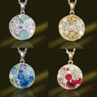 China 925 Stering Silver Pendant/ Crystal Jewelry Pendant (PSL3406) on sale