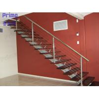 Wholesale Wood Staircase Stainless Steel Cable Railing from china suppliers