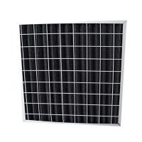 Wholesale Pleated Media Hospital Air Filter Activated Carbon With Polyester Fiber Media from china suppliers