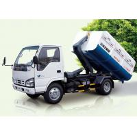 Wholesale 9tons Hook Arm Garbage Truck , Special Purpose Vehicles Arm Roll Truck XZJ5160ZXX from china suppliers