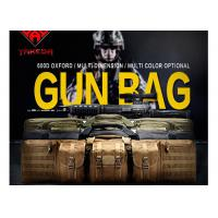 Wholesale Outdoor Military Hunting Bag Tactical Gun bags Long Multiple Rifle Case Backpack from china suppliers