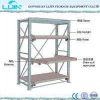 Wholesale Semi Open Vertical Mould Storage Racks 800-10000KG Load Q235B Cold Roller Steel from china suppliers