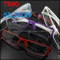 Wholesale Tr90 Light Colorful Unisex Optical Frame Eyeglasses Eyewear Glasses (8039) from china suppliers